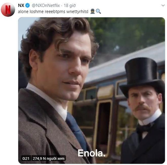 Netflix hé lộ teaser phim Sherlock Holmes mới do Henry Cavill thủ vai, nhưng vị thám tử này chỉ là kép phụ thôi - Ảnh 3.