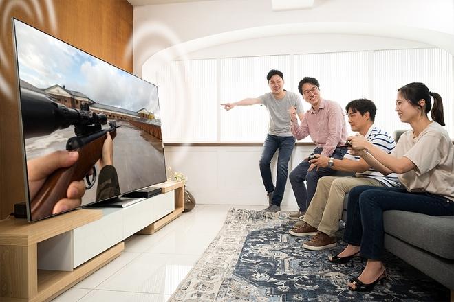 Samsung đã tối ưu TV QLED để đưa trải nghiệm chơi game lên một đẳng cấp mới như thế nào - Ảnh 6.
