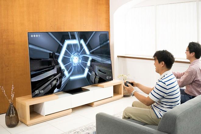 Samsung đã tối ưu TV QLED để đưa trải nghiệm chơi game lên một đẳng cấp mới như thế nào - Ảnh 1.