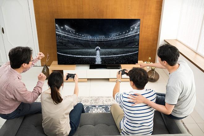 Samsung đã tối ưu TV QLED để đưa trải nghiệm chơi game lên một đẳng cấp mới như thế nào - Ảnh 3.
