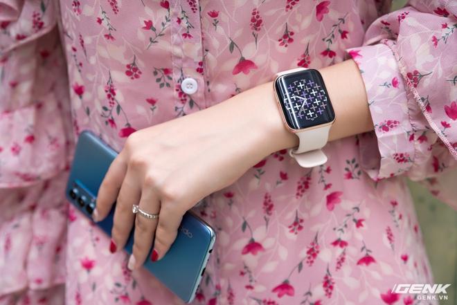 So sánh Galaxy Watch3, OPPO Watch và Apple Watch Series 5, bạn chọn smartwatch nào? - Ảnh 19.
