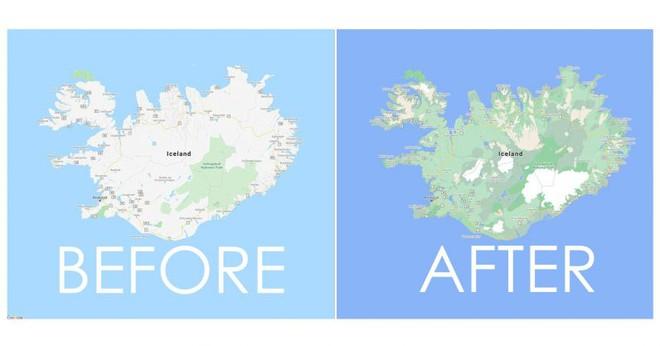 Có thể bạn không để ý nhưng Google Maps đã trở nên lòe loẹt hơn và cũng chính xác hơn rất nhiều - Ảnh 1.