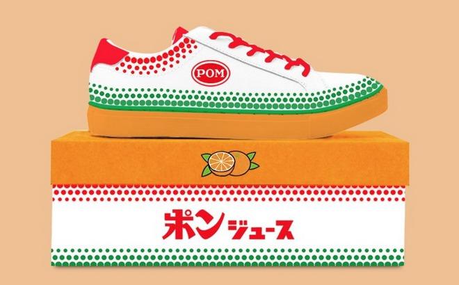 Nhà thiết kế người Nhật tạo ra những đôi giày thể thao lấy cảm hứng từ những biểu tượng quen thuộc của Nhật Bản - Ảnh 3.
