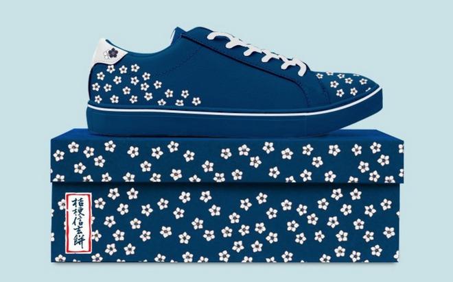 Nhà thiết kế người Nhật tạo ra những đôi giày thể thao lấy cảm hứng từ những biểu tượng quen thuộc của Nhật Bản - Ảnh 5.