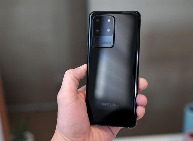 Tin đồn: Galaxy S21 Ultra sẽ có camera chính tương tự thế hệ cũ 108MP, hỗ trợ sạc nhanh 60W? - Ảnh 1.