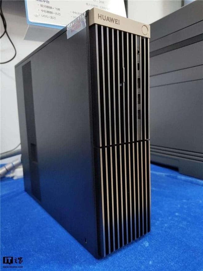 Máy tính để bàn Huawei lộ diện: CPU 24 nhân, không thể cài đặt Windows - Ảnh 1.