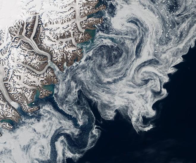 Nội trong năm 2019, băng khu vực Greenland tan với tốc độ 1 triệu tấn/phút - Ảnh 1.