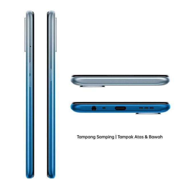 OPPO A53 ra mắt: Màn hình 90Hz, Snapdragon 460, pin 5000mAh, giá chỉ 3.9 triệu đồng - Ảnh 3.