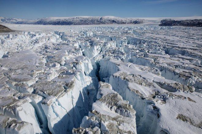 Nội trong năm 2019, băng khu vực Greenland tan với tốc độ 1 triệu tấn/phút - Ảnh 2.