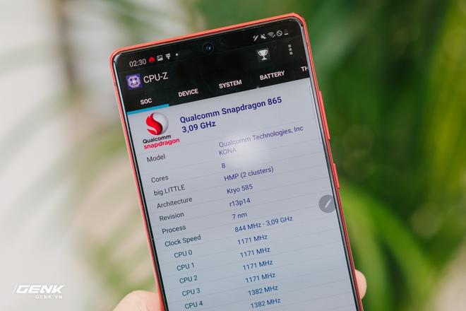 Ngắm Samsung Galaxy Note20 Mystic Red bản Hàn Quốc, chạy vi xử lý Snapdragon 865+ - Ảnh 10.