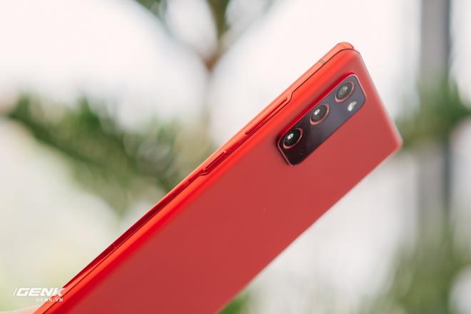 Ngắm Samsung Galaxy Note20 Mystic Red bản Hàn Quốc, chạy vi xử lý Snapdragon 865+ - Ảnh 5.