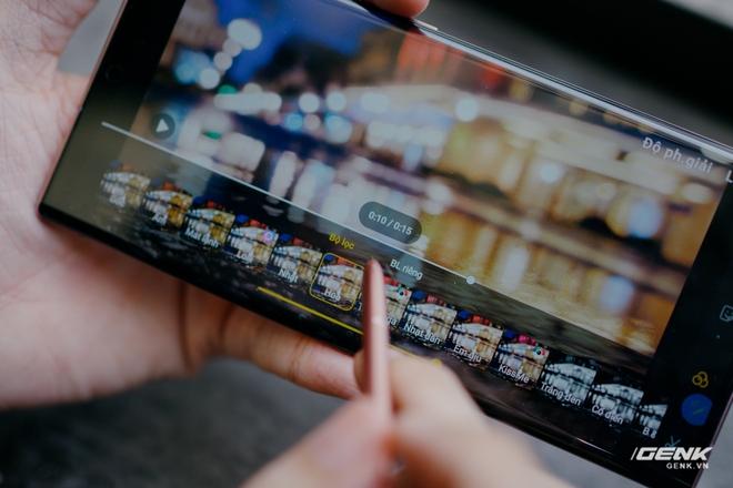 Trải nghiệm quay video 8K trên Galaxy Note20: Xuất sắc đến từng chi tiết - Ảnh 7.
