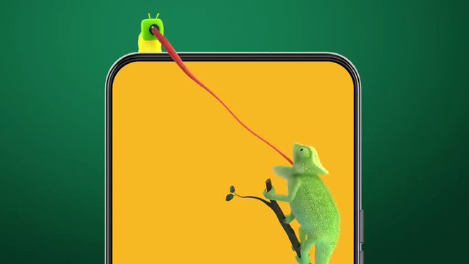 Trước thềm ra mắt smartphone đầu tiên với camera ẩn dưới màn hình, ZTE tung quảng cáo chê nốt ruồi, thò thụt - Ảnh 2.