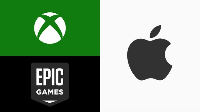 E ngại đòn trả đũa thảm khốc của Apple, Microsoft lên tiếng ủng hộ Epic - Ảnh 1.