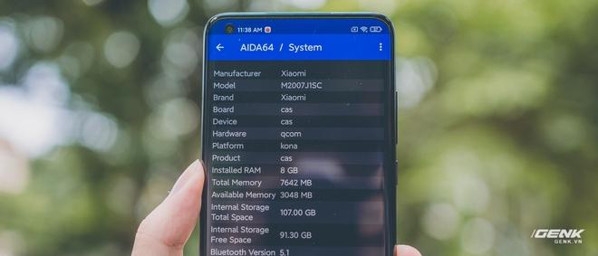 Trên tay Xiaomi Mi 10 Ultra: Camera zoom 120X, sạc 120W nhanh nhất thế giới, giá gần 20 triệu đồng - Ảnh 13.