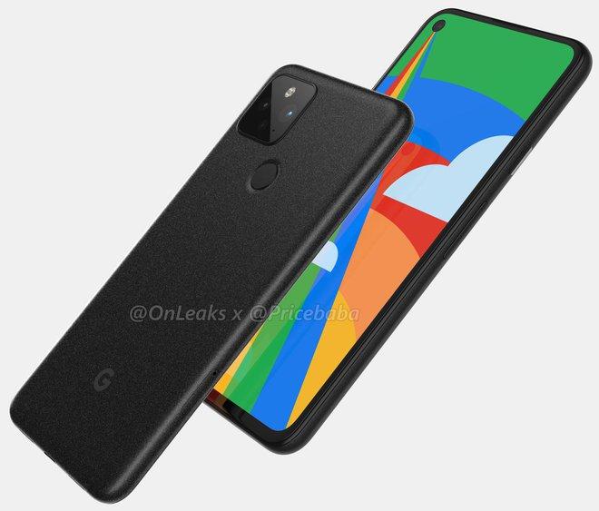 Lộ ảnh thực tế Google Pixel 5 và Pixel 4a 5G - Ảnh 2.