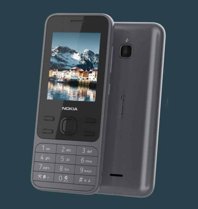 Điện thoại cục gạch 4G sắp ra mắt của Nokia lộ diện - Ảnh 4.