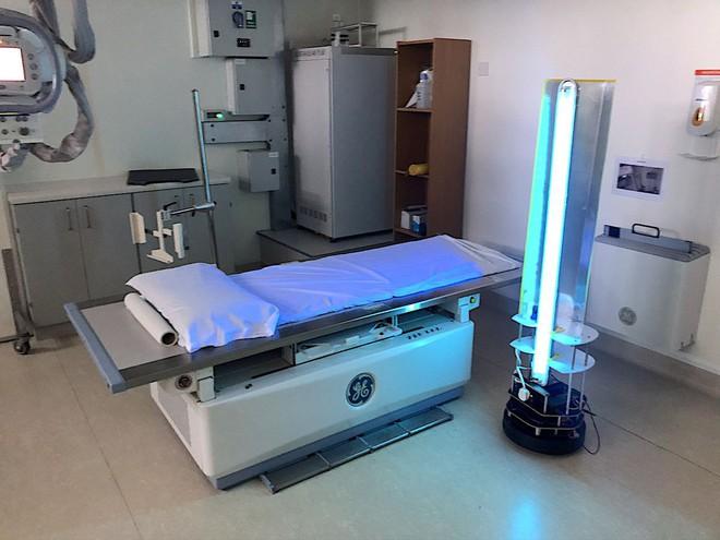 Khi đại dịch qua đi các robot nên ở lại: COVID-19 đang là cơ hội giúp hệ thống y tế đổi mới sáng tạo - Ảnh 2.