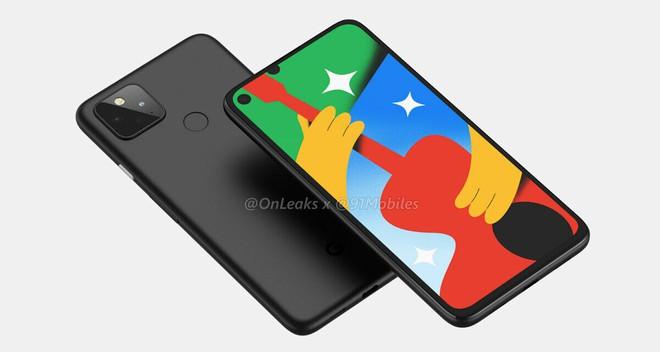 Lộ ảnh thực tế Google Pixel 5 và Pixel 4a 5G - Ảnh 3.