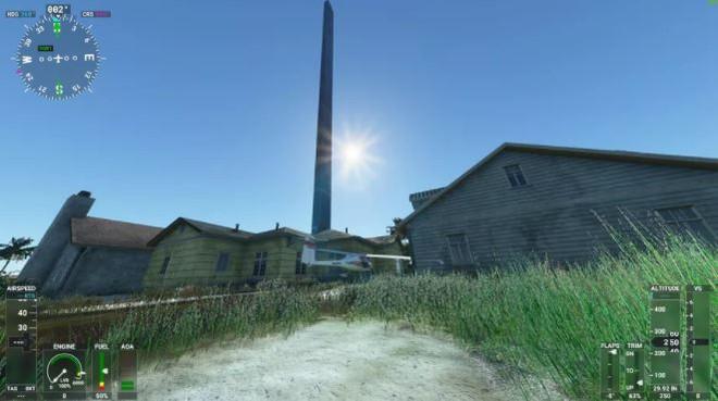 Chỉ vì coder gõ nhầm số, trò chơi giả lập lái máy bay đang hot của Microsoft bỗng xuất hiện tòa tháp cao trăm tầng - Ảnh 2.