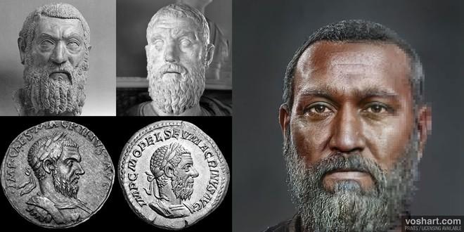Anh designer sử dụng AI để tái tạo và phục chế hình ảnh các vị hoàng đế La Mã cổ đại 1 cách siêu chân thực - Ảnh 2.