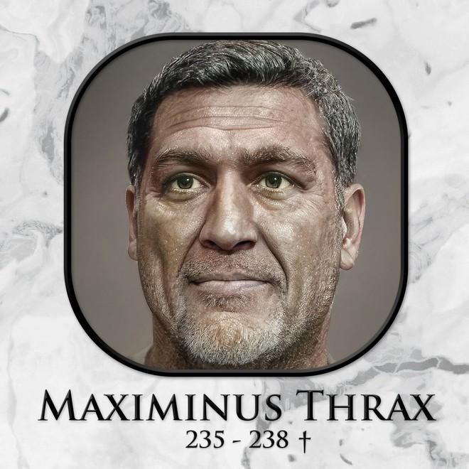 Anh designer sử dụng AI để tái tạo và phục chế hình ảnh các vị hoàng đế La Mã cổ đại 1 cách siêu chân thực - Ảnh 3.