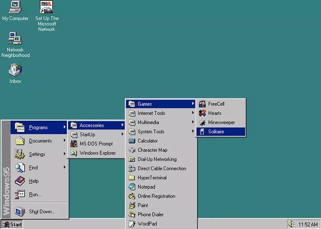 Chúc mừng sinh nhật 25 tuổi, Windows 95! - Ảnh 3.