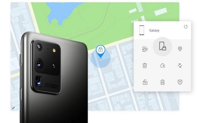 Với Samsung Find My Mobile, bạn sẽ tìm được điện thoại ngay cả khi không có mạng - Ảnh 1.