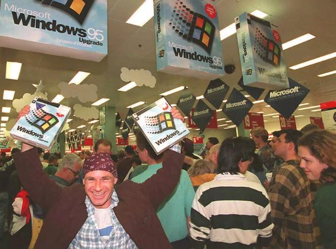 Chúc mừng sinh nhật 25 tuổi, Windows 95! - Ảnh 2.