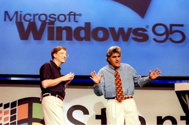 Chúc mừng sinh nhật 25 tuổi, Windows 95! - Ảnh 1.