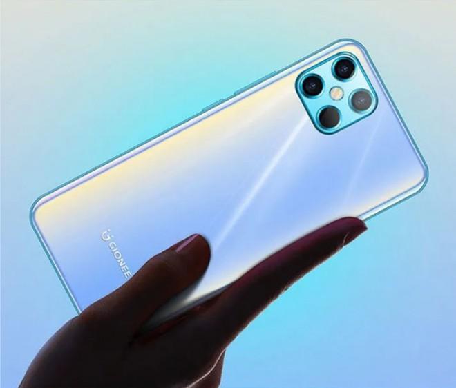 Hãng Trung Quốc ra mắt smartphone có cảm biến vân tay đặt ở... cụm camera - Ảnh 1.