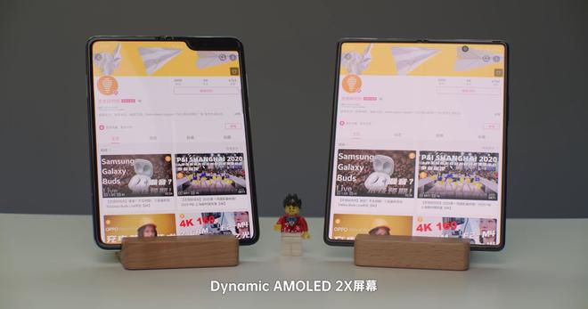 Samsung Galaxy Z Fold 2 vẫn chưa ra mắt, nhưng đã xuất hiện video đánh giá chi tiết - Ảnh 4.
