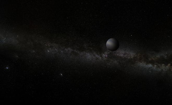 Giải mã bí ẩn của 100 tỷ hành tinh du mục đang lang thang trong dải Ngân Hà - Ảnh 2.