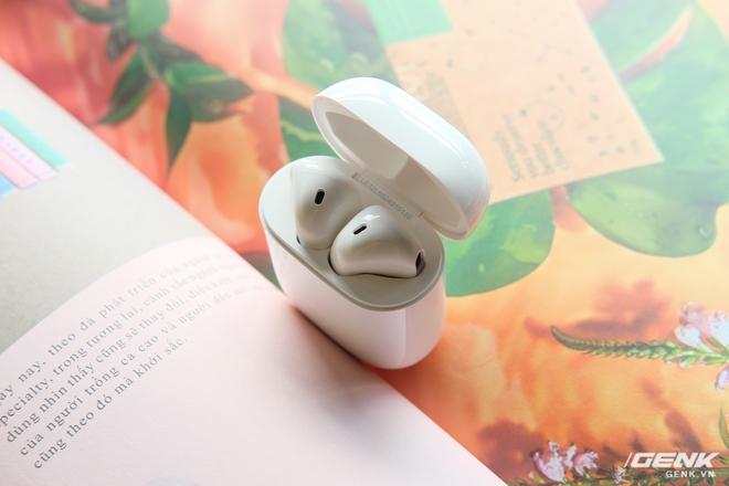 Trên tay tai nghe không dây Realme Buds Air Neo: Thoạt nhìn tưởng AirPods, có điều giá chưa đến 2 triệu đồng - Ảnh 5.
