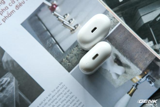Trên tay tai nghe không dây Realme Buds Air Neo: Thoạt nhìn tưởng AirPods, có điều giá chưa đến 2 triệu đồng - Ảnh 8.