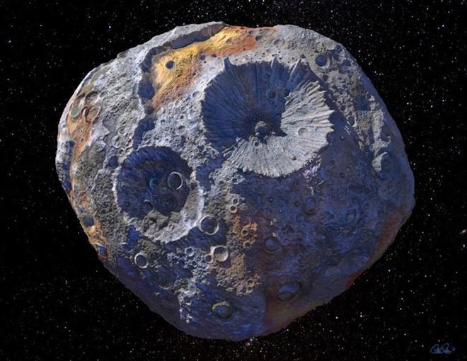 Sứ mệnh khám phá tiểu hành tinh chứa kho báu 10.000 triệu tỉ USD của NASA đạt dấu mốc quan trọng - Ảnh 2.