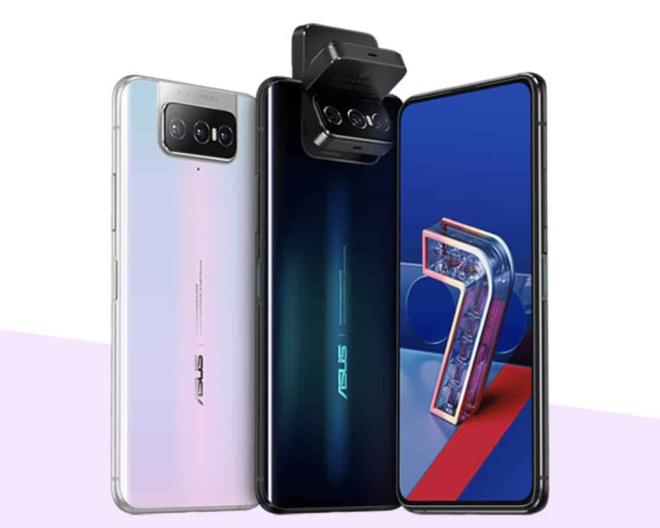 Zenfone 7 và Zenfone 7 Pro ra mắt: Màn hình 90Hz, Snapdragon 865/865+, 3 camera lật, giá từ 17.4 triệu đồng - Ảnh 3.
