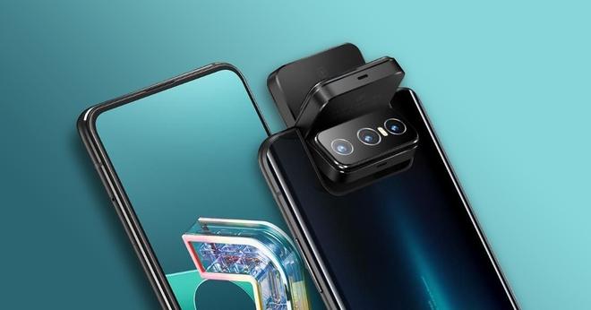 Zenfone 7 và Zenfone 7 Pro ra mắt: Màn hình 90Hz, Snapdragon 865/865+, 3 camera lật, giá từ 17.4 triệu đồng - Ảnh 2.