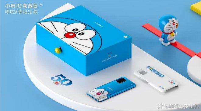 Xiaomi sắp ra mắt điện thoại Doraemon - Ảnh 2.