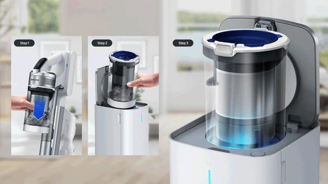 Đây là máy hút bụi cho... máy hút bụi của Samsung: Lọc bụi mịn PM3.0, thiết kế đẹp sang, giá tận 5 triệu nhưng vẫn được đánh giá đáng tiền - Ảnh 3.