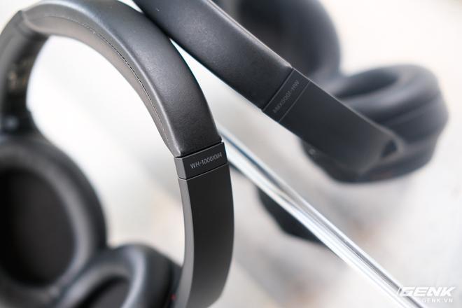 Trên tay tai nghe Sony WH-1000XM4: Ngoại hình không thay đổi, kết nối 1 lúc 2 thiết bị, nâng cấp chống ồn, giá 8,49 triệu đồng - Ảnh 6.