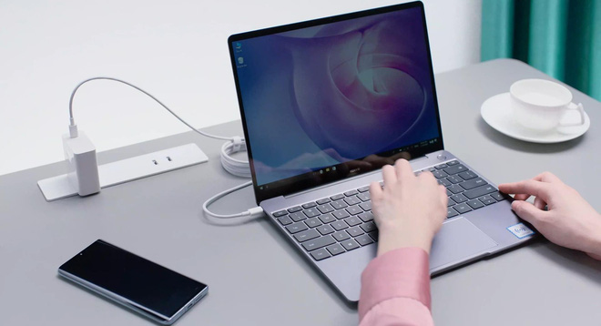 Huawei MateBook 13 ra mắt tại VN: Thiết kế cao cấp, màn hình 2K, CPU Intel thế hệ 10, giá 30 triệu - Ảnh 2.