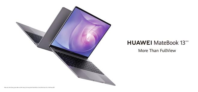 Huawei MateBook 13 ra mắt tại VN: Thiết kế cao cấp, màn hình 2K, CPU Intel thế hệ 10, giá 30 triệu - Ảnh 1.