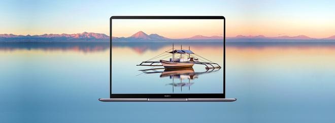 Huawei MateBook 13 ra mắt tại VN: Thiết kế cao cấp, màn hình 2K, CPU Intel thế hệ 10, giá 30 triệu - Ảnh 3.