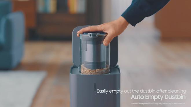 Đây là máy hút bụi cho... máy hút bụi của Samsung: Lọc bụi mịn PM3.0, thiết kế đẹp sang, giá tận 5 triệu nhưng vẫn được đánh giá đáng tiền - Ảnh 8.