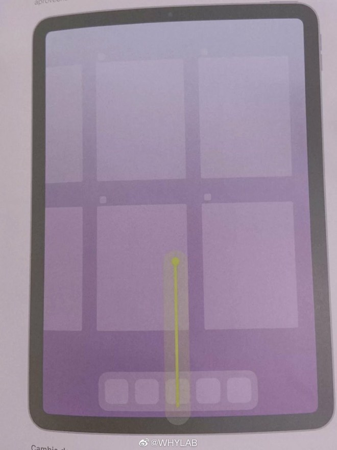 iPad Air 4 lộ diện: Thiết kế giống iPad Pro, Touch ID tích hợp phím nguồn, camera đơn - Ảnh 3.