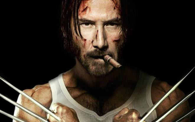 Keanu Reeves vẫn luôn mơ ước được vào vai Wolverine và thừa nhận mình đã hết cơ hội bởi Hugh Jackman quá xuất sắc rồi - Ảnh 1.