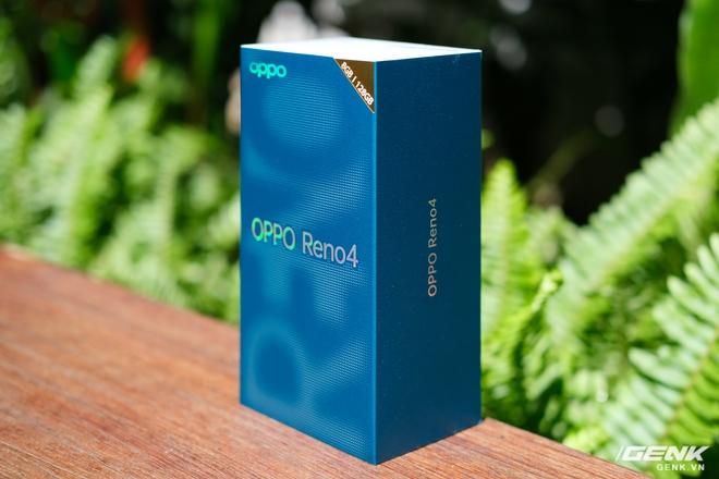Trên tay Reno4 màu Tím Khói: Một lần nữa OPPO chứng tỏ được trình thiết kế rất có gu của mình - Ảnh 1.