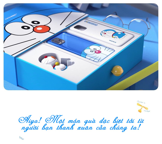 Xiaomi ra mắt smartphone kỷ niệm 50 năm Doraemon - Ảnh 1.
