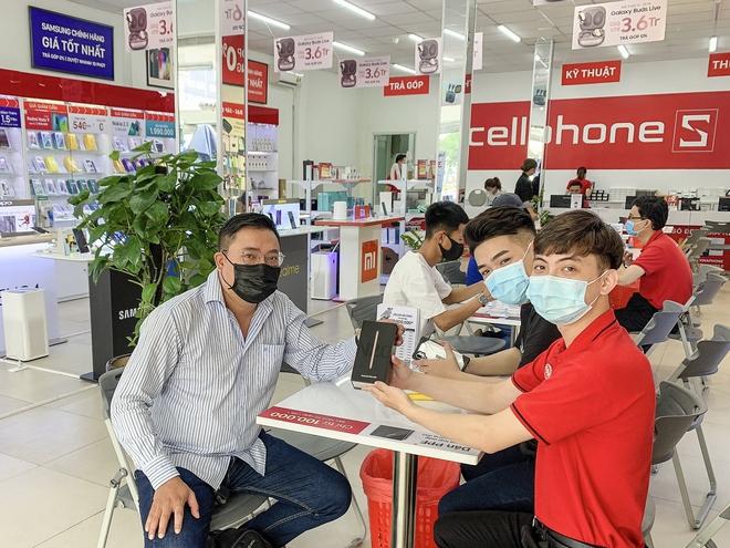 Doanh số Galaxy Note20 tại Việt Nam tăng mạnh nhờ chương trình thu cũ đổi mới - Ảnh 3.